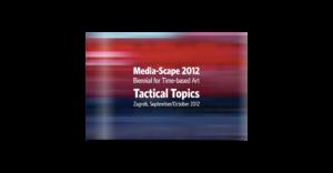 Tactical Topics | Media-Scape 2012